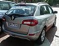 2008 Renault Koleos (H45) Dynamique dCi 4WD wagon (2008-10-09) 02.jpg
