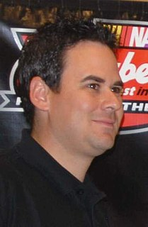 Kevin Conway (racing driver) American stock car racing driver