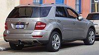Mercedes Benz Handcraftet Hersteller