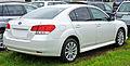 2010 Subaru Liberty (MY10) 2.5i sedan 02.jpg