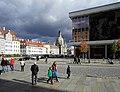 20121007230DR Dresden Blick Jüdenhof Neumarkt Frauenkirche.jpg