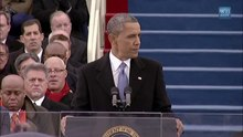 File:2013-01-21 President Obama's Inaugural Address.ogv