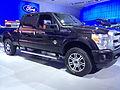 2013 Ford F-250 Platinum diesel (8403002959).jpg
