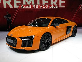Audi R Wikipedia - Audi r8