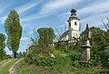 2015 Poręba, kościół św. Sebastiana 01.JPG