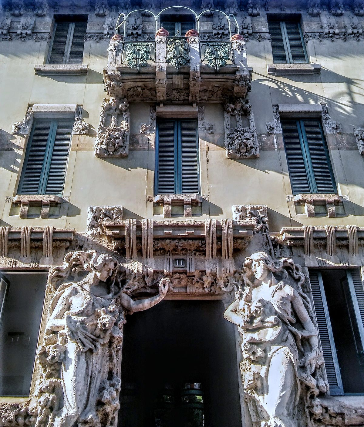 Un matrimonio italiano - 3 part 1