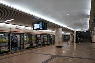 Shanghai Indoor Stadium station Shanghai Metro interchange station