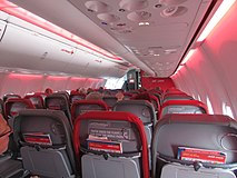 2017-12-14 Inside Boeing 737-8MG, G-JZHJ aircraft, Faro (1).JPG