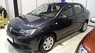 Dacia Logan Subcompact car produced by Renault and Dacia