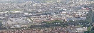 HM Prison Belmarsh high security prison in south east London