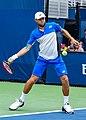 2017 US Open Tennis - Qualifying Rounds - Radu Albot (MDA) (27) def. Frank Dancevic (CAN) (36980334232).jpg