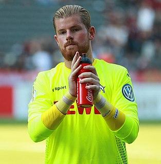 Timo Horn German football player