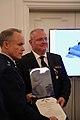2018-11-28, Swedish Air Force pilots receive USAF Air Medal (46065119472).jpg