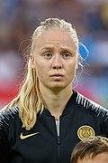 20180912 UEFA Women's Champions League 2019 SKN - PSG Paulina Dudek DSC 4694.jpg
