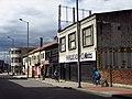 2018 Bogotá fachadas en la carrera calle 24 con carrera 13.jpg