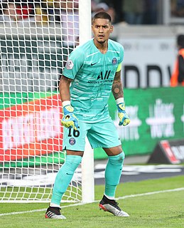 Alphonse Areola French footballer