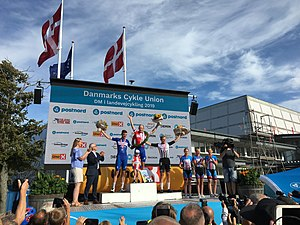 2019 Danish National Road Race Championships Podium.jpg