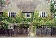 Casa de Tolkien, na Nothmoor Road 20, Oxford. Lugar onde escreveu O Hobbit e O Senhor dos Anéis.