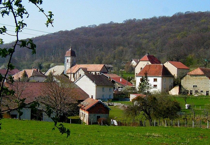 25340 Crosey-le-Grand, France