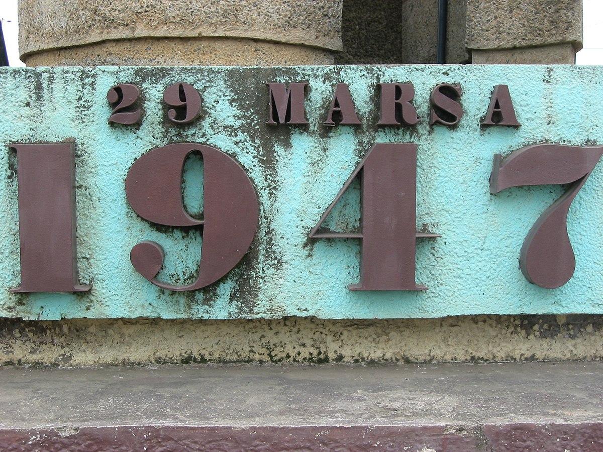 Image result for 29 mars 1947 a madagascar