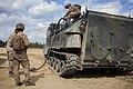2D Transportation Support Battalion provides fuel for 2nd Amphibious Assault Battalion 150311-M-EA576-272.jpg