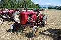 3ème Salon des tracteurs anciens - Moulin de Chiblins - 18082013 - Tracteur Massey-Harris Pony - 1954 - gauche.jpg