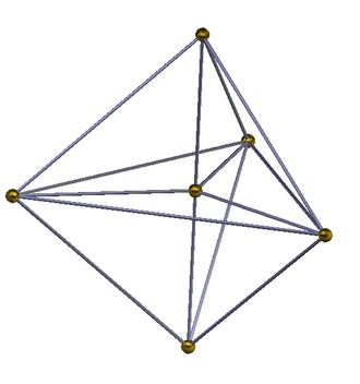 Duopyramid - Image: 3 3 duopyramid
