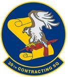 30 Contracting Sq emblem.png