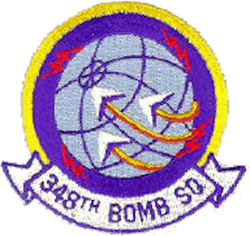 348th Bombardment Squadron - SAC -Emblem.png
