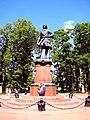 444. Kronstadt. Monument to Peter I.jpg