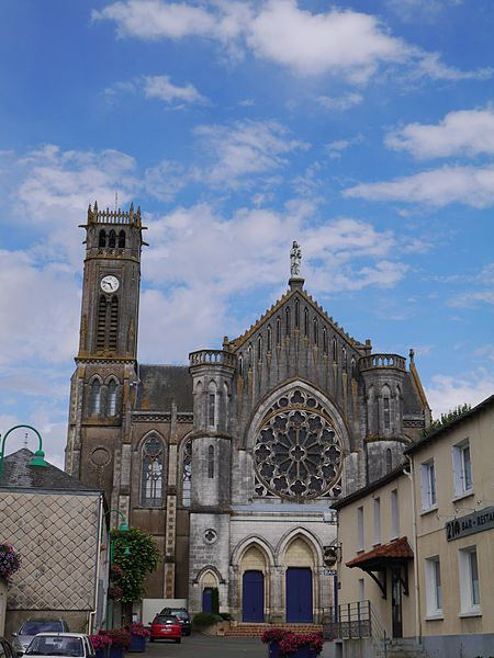 L'abbaye Notre-Dame des Gardes.