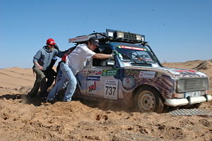 4L Trophy - Across the Moroccan desert