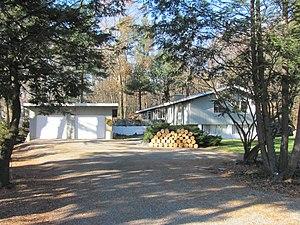 Peacock Farm - Image: 4 Peacock Farm Road, Lexington MA