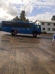 Fraser Island-Tourism-4wd bus fraser island