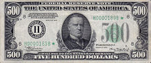 500 USD note; series of 1934; obverse.jpg