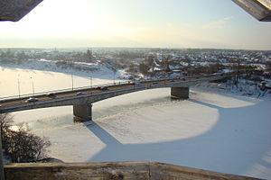 Мост имени 50-летия Октября