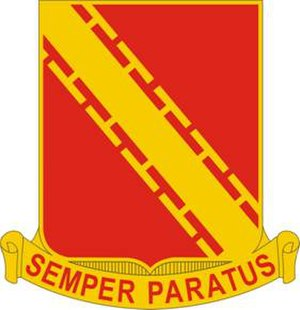 52nd Air Defense Artillery Regiment - Image: 52ADARegt DUI
