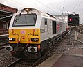 67 026 arrives at Rugby with the stock of the Shropshire Union tour. 2.jpg
