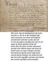 6 Dorfrecht Mumpf 1535 Abschnitt zur Kindpetterin und den Wirten unten (Glocke) und oben (Sonne).png