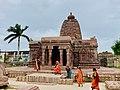 704 CE Svarga Brahma Temple, Alampur Navabrahma, Telangana India - 2.jpg