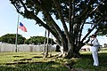 72nd Pearl Harbor Day Commemoration ceremony 131207-N-WX111-049.jpg