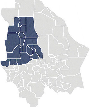 Seventh Federal Electoral District of Chihuahua - District Chih-VII