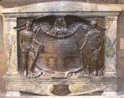 8th Hussars Boer War Memorial, Dublin 08, St. Patrick's Cathedral