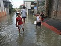 9704Effects (floods) of Typhoon Vamco Calumpit, Bulacan 59.jpg