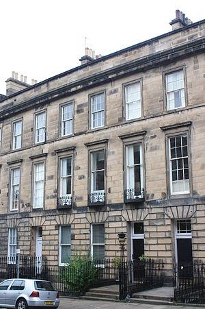 Edward Ramsay - 9 Darnaway Street, Edinburgh