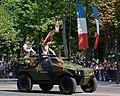 9th Light Armoured Marine Brigade Bastille Day 2013 Paris t113943.jpg