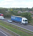 A14 from road bridge near Barham - geograph.org.uk - 551603.jpg