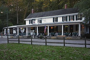 Wissahickon Valley Park - Valley Green Inn on Forbidden Drive