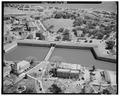 AERIAL VIEW - Fort Monroe, Hampton, Hampton, VA HABS VA,28-HAMP,2-59.tif