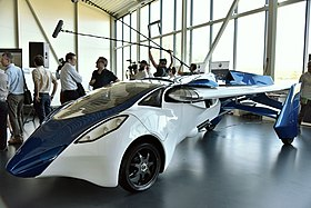 Image illustrative de l'article AeroMobil